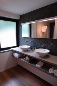 Gasten badkamer B&B