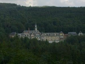<i>Oud sanatorium van Borgoumont</i>