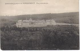 Old sanatorium of Borgoumont